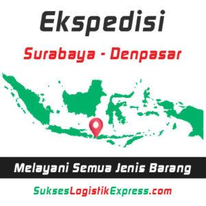ekspedisi surabaya denpasar - bali
